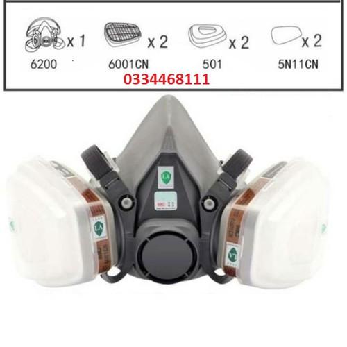 mặt nạ chống khí độc- NWBX6728