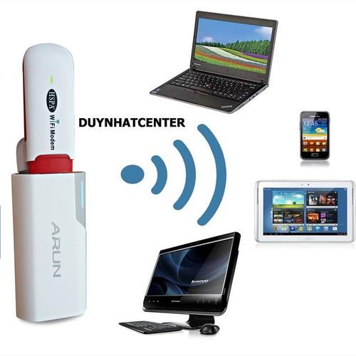 USB phát sóng wifi cực mạnh HSPA - HÀNG CHUẨN CỰC TỐT