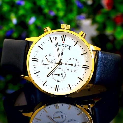 Đồng hồ nam CUENA dây da chính hãng - 4876476 , 17441777 , 15_17441777 , 578000 , Dong-ho-nam-CUENA-day-da-chinh-hang-15_17441777 , sendo.vn , Đồng hồ nam CUENA dây da chính hãng