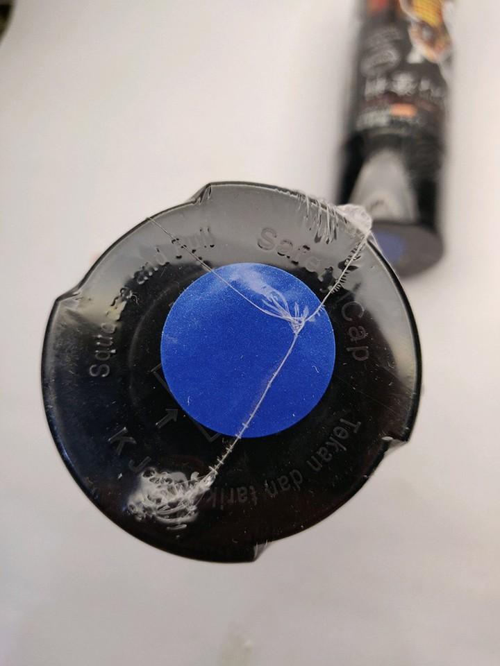 y9094 _ Chai sơn xịt Samurai Y9094 màu xanh kim loại Yamaha shop uy tín, giao hàng nhanh, giá rẻ 8
