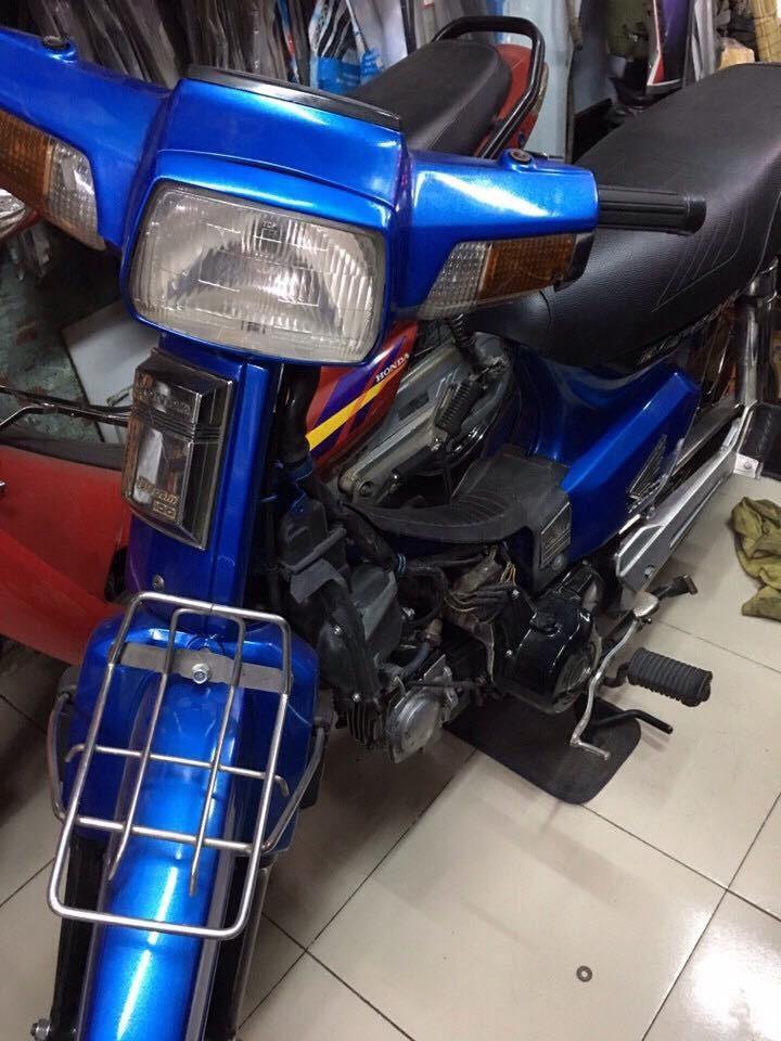 y9094 _ Chai sơn xịt Samurai Y9094 màu xanh kim loại Yamaha shop uy tín, giao hàng nhanh, giá rẻ 7