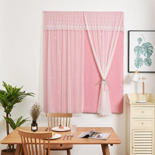 Rèm dán cửa sổ xinh xắn,tiện lợi - 10,1.5x1.7m