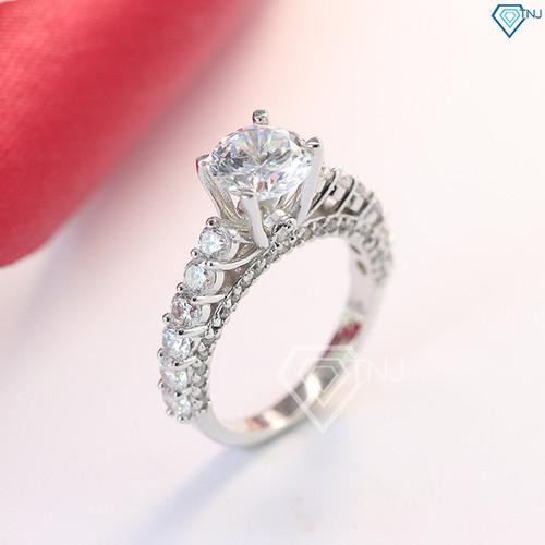 Nhẫn bạc cho nữ, nhẫn bạc nữ đính đá đẹp, nhẫn bạc nữ đính đá cao sang trọng NN0181 - Trang Sức TNJ - 4681712 , 17432700 , 15_17432700 , 500000 , Nhan-bac-cho-nu-nhan-bac-nu-dinh-da-dep-nhan-bac-nu-dinh-da-cao-sang-trong-NN0181-Trang-Suc-TNJ-15_17432700 , sendo.vn , Nhẫn bạc cho nữ, nhẫn bạc nữ đính đá đẹp, nhẫn bạc nữ đính đá cao sang trọng NN0181 -