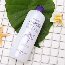 Nước Hoa Hồng Naturie Hatomugi Skin Conditioner 500ml - Nhật - NHH6472