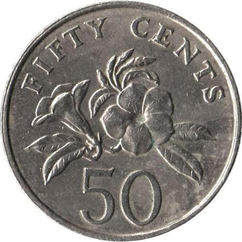 Đồng xu Singapore 50 cent - biểu tượng đất nước Singapore - 4686425 , 17472417 , 15_17472417 , 40000 , Dong-xu-Singapore-50-cent-bieu-tuong-dat-nuoc-Singapore-15_17472417 , sendo.vn , Đồng xu Singapore 50 cent - biểu tượng đất nước Singapore