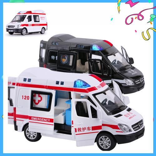 Mô hình ô tô cứu thương xe đồ chơi trẻ em bằng sắt có âm thanh và đèn mở được các cửa - 11528229 , 17449435 , 15_17449435 , 250000 , Mo-hinh-o-to-cuu-thuong-xe-do-choi-tre-em-bang-sat-co-am-thanh-va-den-mo-duoc-cac-cua-15_17449435 , sendo.vn , Mô hình ô tô cứu thương xe đồ chơi trẻ em bằng sắt có âm thanh và đèn mở được các cửa
