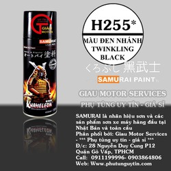 SƠN SAMURAI H255
