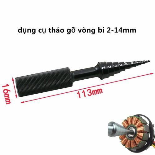 Dụng cụ tháo gỡ bạc đạn 2-14mm - 9006331 , 18661641 , 15_18661641 , 135000 , Dung-cu-thao-go-bac-dan-2-14mm-15_18661641 , sendo.vn , Dụng cụ tháo gỡ bạc đạn 2-14mm