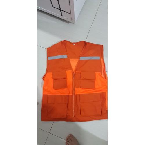 áo gile kĩ sư xây dựng đủ màu