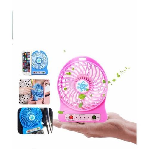 Quạt mini fan xài pin sạc - 4686070 , 17469265 , 15_17469265 , 75000 , Quat-mini-fan-xai-pin-sac-15_17469265 , sendo.vn , Quạt mini fan xài pin sạc