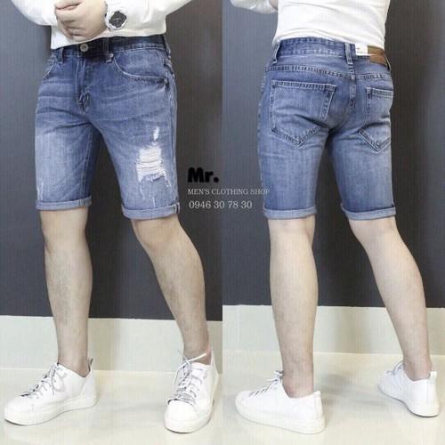 short kiểu jeans