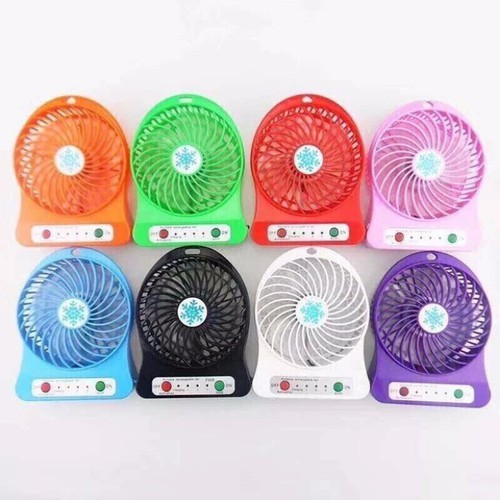 Quạt mini fan xài pin sạc - 4686073 , 17469268 , 15_17469268 , 80000 , Quat-mini-fan-xai-pin-sac-15_17469268 , sendo.vn , Quạt mini fan xài pin sạc