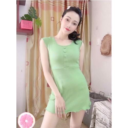 Đầm nút bọc body xinh