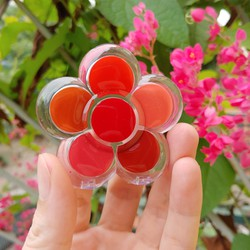 Son hoa SAMI 6 màu siêu Hot, son handmade Việt Nam