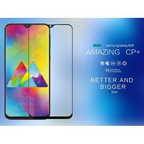 Kính Cường Lực Nillkin CP+ Cho Samsung Galaxy M20