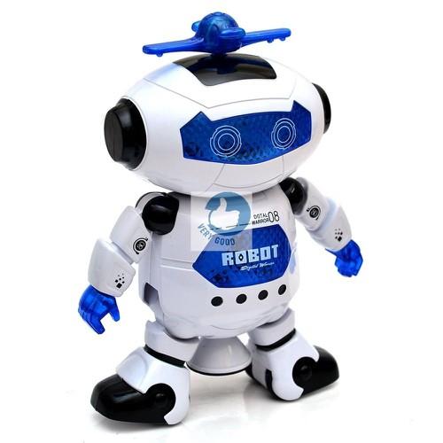 Robot thông minh xoay 360 cảm biến vật cản - 11533653 , 17467550 , 15_17467550 , 159000 , Robot-thong-minh-xoay-360-cam-bien-vat-can-15_17467550 , sendo.vn , Robot thông minh xoay 360 cảm biến vật cản