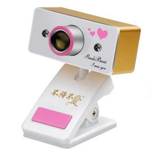 Webcam cho laptop Budebuai TR350 Hàng Nhập Khẩu Cao Cấp
