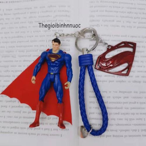 Móc Khóa Superman Siêu Nhân K186C