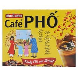 Hộp 10 gói cà phê sữa Phố