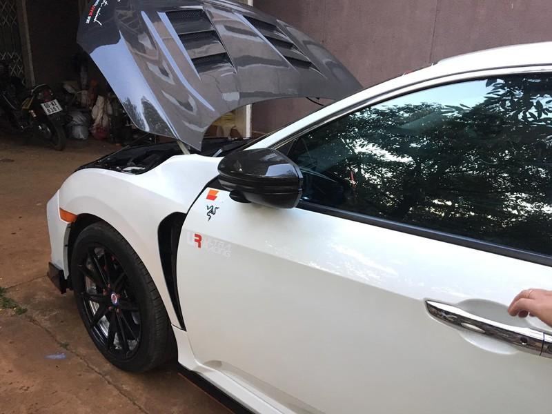 H196 _Sơn xit Samurai H196 màu trắng ngọc trai_ Pearl White Honda, Tốt, giao nhanh 10
