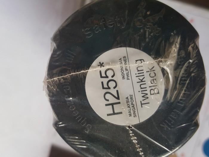 H255 _ Sơn xit Samurai H255 màu đen nhánh Honda _ Twinkling Black_ Tốt, giá rẻ, ship nhanh 9