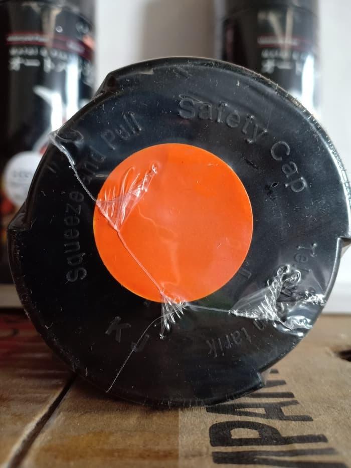 h351p _Chai sơn xịt sơn xe máy Samurai H351P** màu cam ngọc trai Honda Pearl Excited Orange giá rẻ, uy tín , giao nhanh 10