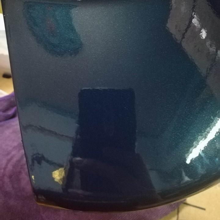 h612 _ Chai sơn xịt sơn xe máy Samurai H612 màu xanh nhớt Wave Honda _ Honda wave Green samurai , shop uy tín, rẻ 2