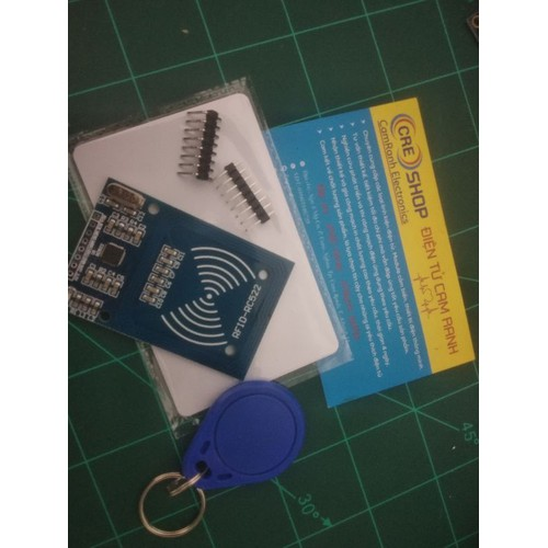 Mạch RFID RC522 NFC