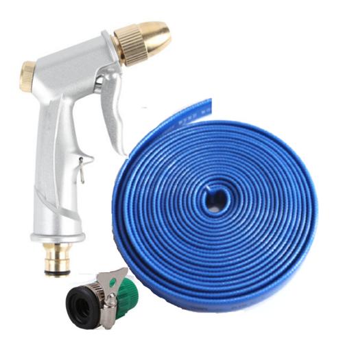 Bộ dây và vòi xịt tăng áp lực nươc 3 lần loại 15m 701621 - xanh - 4879364 , 17459937 , 15_17459937 , 227000 , Bo-day-va-voi-xit-tang-ap-luc-nuoc-3-lan-loai-15m-701621-xanh-15_17459937 , sendo.vn , Bộ dây và vòi xịt tăng áp lực nươc 3 lần loại 15m 701621 - xanh