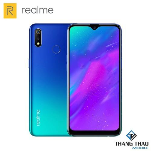 Điện thoại Realme 3 3GB RAM - 32GB ROM - Hàng phân phối chính thức - 11529663 , 17454695 , 15_17454695 , 3990000 , Dien-thoai-Realme-3-3GB-RAM-32GB-ROM-Hang-phan-phoi-chinh-thuc-15_17454695 , sendo.vn , Điện thoại Realme 3 3GB RAM - 32GB ROM - Hàng phân phối chính thức