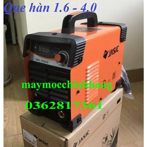 máy hàn điện - máy hàn - Máy hàn điện tử Jasic ZX7-200E - 4685910 , 17469068 , 15_17469068 , 1400000 , may-han-dien-may-han-May-han-dien-tu-Jasic-ZX7-200E-15_17469068 , sendo.vn , máy hàn điện - máy hàn - Máy hàn điện tử Jasic ZX7-200E
