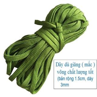 Dây Cột Võng Dài 6m Loại Tốt - Dây Cột Võng 6m Dây thumbnail