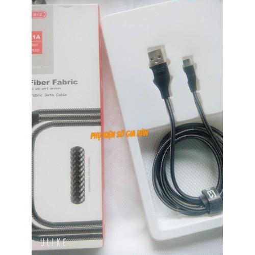 DÂY SẠC BYZ BC-006i CHO MICRO USB-TEST 7 NGÀY