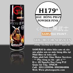 SƠN SAMURAI H179