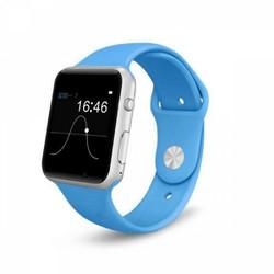 Đồng hồ thông minh DM09 bản bluetooth cho iphone android xanh