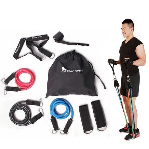 Bộ 5 dây đàn hồi tập gym, dây kéo tập thể dục, dây tập thể dục đa năng - 11535712 , 17472801 , 15_17472801 , 325000 , Bo-5-day-dan-hoi-tap-gym-day-keo-tap-the-duc-day-tap-the-duc-da-nang-15_17472801 , sendo.vn , Bộ 5 dây đàn hồi tập gym, dây kéo tập thể dục, dây tập thể dục đa năng