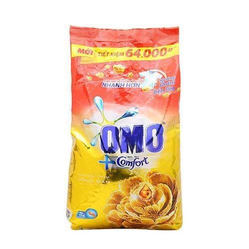 Bột Giặt Omo Comfort vàng 2.7kg