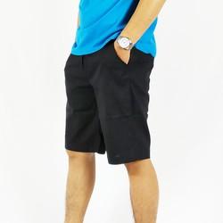 Quần shorts nam vải đũi cao cấp