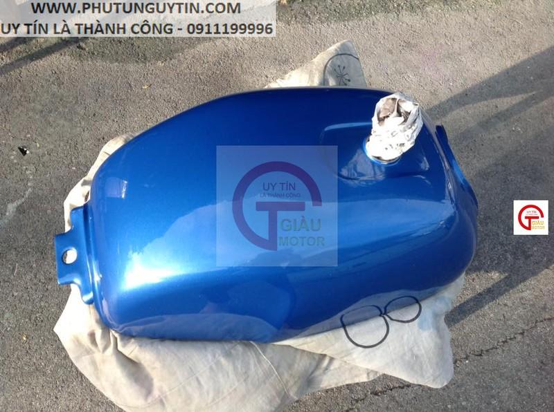 y139 _ Chai sơn xịt sơn xe máy Samurai Y139 màu xanh nước biển Yamaha uy tín, giao hàng nhanh, giá rẻ 3
