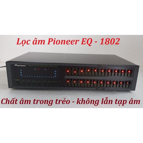 Lọc tiếng Pioneer EQ1802+ tặng dây kết nối - 11535204 , 17471424 , 15_17471424 , 835000 , Loc-tieng-Pioneer-EQ1802-tang-day-ket-noi-15_17471424 , sendo.vn , Lọc tiếng Pioneer EQ1802+ tặng dây kết nối