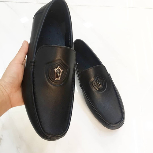 Giày mọi nam da bò thật bảo hành da 1 năm