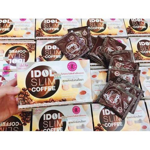 Cafe giảm cân Idol Slim Coffee Thái Lan hàng chính hãng - 4686946 , 17474691 , 15_17474691 , 300000 , Cafe-giam-can-Idol-Slim-Coffee-Thai-Lan-hang-chinh-hang-15_17474691 , sendo.vn , Cafe giảm cân Idol Slim Coffee Thái Lan hàng chính hãng