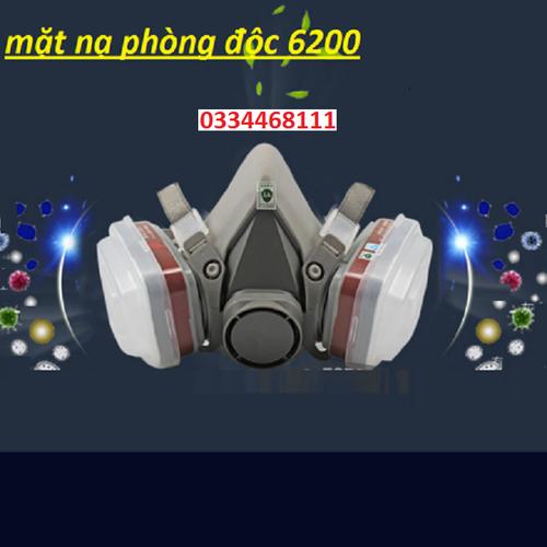 mặt nạ phòng độc nga YDPK6064