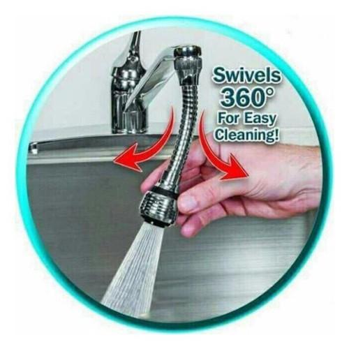 Vòi nối dài tăng áp lực nước - Siêu Rẻ - Dây dài 15cm