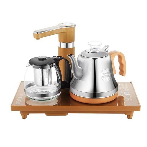 bộ pha trà điện tự động