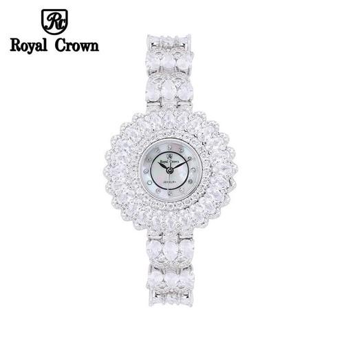 Đồng hồ nữ chính hãng Royal Crown 6804 dây đá vỏ trắng - 7674134 , 17481593 , 15_17481593 , 5899000 , Dong-ho-nu-chinh-hang-Royal-Crown-6804-day-da-vo-trang-15_17481593 , sendo.vn , Đồng hồ nữ chính hãng Royal Crown 6804 dây đá vỏ trắng