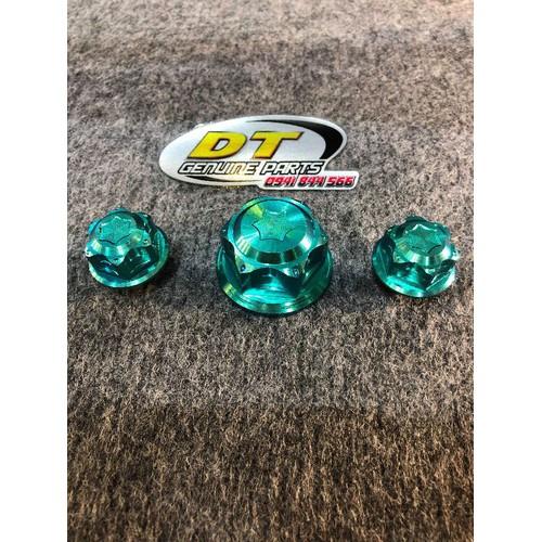 bộ ốc chảng ba cho satria raider fi 2018 màu xanh lục bảo - 4689391 , 17493742 , 15_17493742 , 790000 , bo-oc-chang-ba-cho-satria-raider-fi-2018-mau-xanh-luc-bao-15_17493742 , sendo.vn , bộ ốc chảng ba cho satria raider fi 2018 màu xanh lục bảo