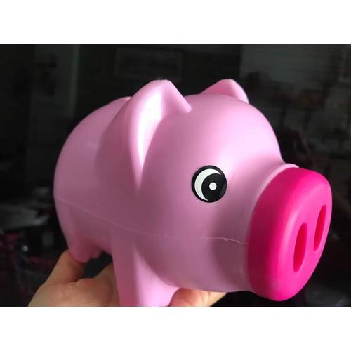 Heo nhựa đựng tiền tiết kiệm - 4881889 , 17482595 , 15_17482595 , 79000 , Heo-nhua-dung-tien-tiet-kiem-15_17482595 , sendo.vn , Heo nhựa đựng tiền tiết kiệm