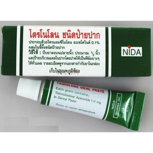 Kem trị nhiệt miêng Thái Lan