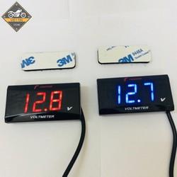 Đồng hồ Led đo Volt ắc quy xe máy KC36 – Việt Tín